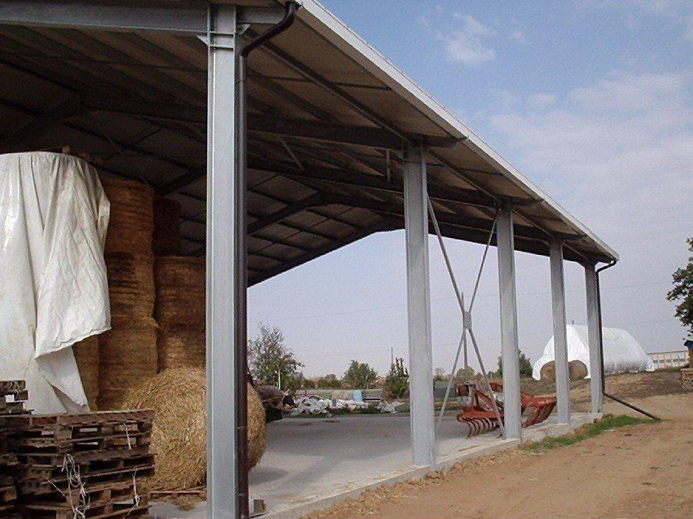 capannoni in ferro agricoli